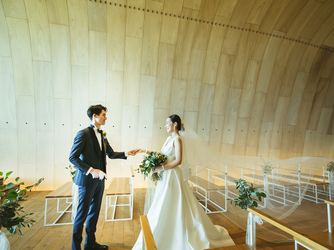 SETRE MARINA BIWAKO(セトレ マリーナびわ湖) チャペル(WEDDING CHAPEL【風の音】)画像2-3