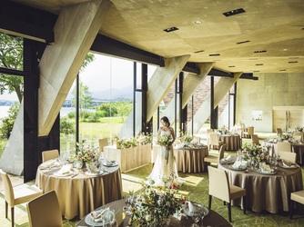 SETRE MARINA BIWAKO(セトレ マリーナびわ湖) セレモニースペース(自然の移ろいが魅せるプライベートホテル)画像2-4