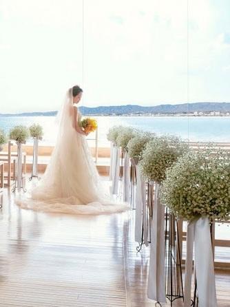 SETRE MARINA BIWAKO(セトレ マリーナびわ湖) チャペル(WEDDING CHAPEL【風の音】)画像1-2