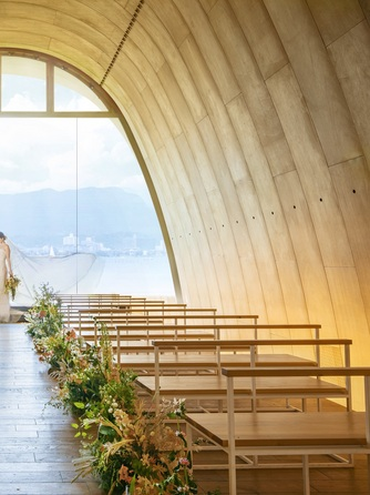 SETRE MARINA BIWAKO(セトレ マリーナびわ湖) セレモニースペース(自然の移ろいが魅せるプライベートホテル)画像1-2