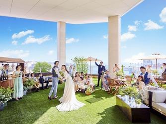 ハーバーテラス SASEBO迎賓館 【ゲストと一緒に♪】みんな満足する結婚式画像2-3