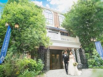 ヴィクトリアガーデン恵比寿迎賓館 英国風のレンガ作りと自然あふれる一軒家画像2-1