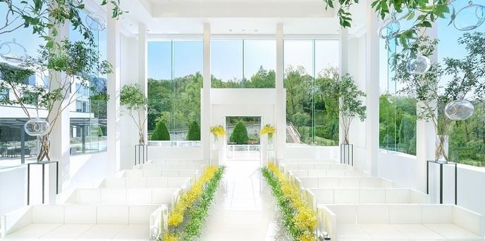 ガーデンテラス東山 セレモニースペース(360度青空と緑!抜群の開放感と景色)画像2-1