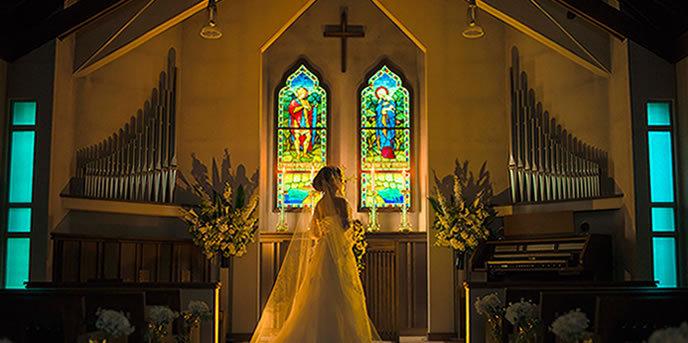 ウイリアムモリス教会 ウイリアムモリス教会画像1-1