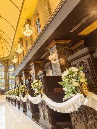 長野玉姫殿 チャペル(長野玉姫殿の自慢の大聖堂)画像1-2