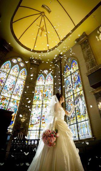 NAGANO TAMAHIMEDEN(長野玉姫殿) チャペル(特別な瞬間を演出する大聖堂チャペル)画像2-1