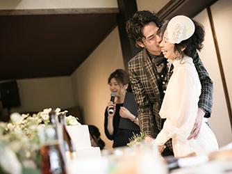 The 華紋(ザ カモン) 和婚人前式の後は、笑顔がいっぱいの時間を画像1-3