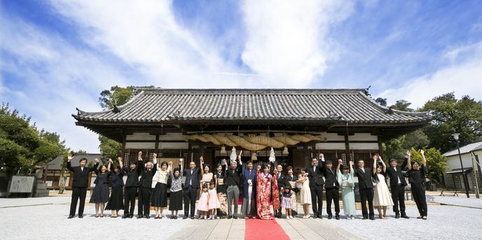 The 華紋(ザ カモン) 神社(阿智神社)画像1-1