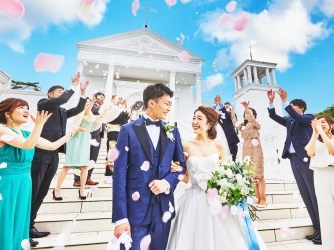 セントアクアチャペル仙台 チャペル(森の都仙台で家族愛に満ちた結婚式が叶う)画像2-2