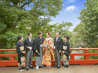 KOTOWA 鎌倉 鶴ヶ岡会館 鎌倉の中心で「世界一美しい日本の結婚式」画像2-1