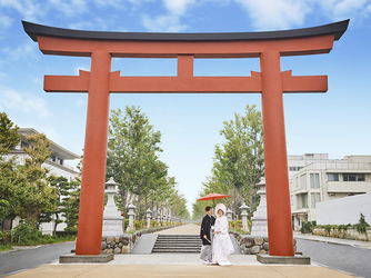 KOTOWA 鎌倉 鶴ヶ岡会館 鎌倉の中心で「世界一美しい日本の結婚式」画像2-2