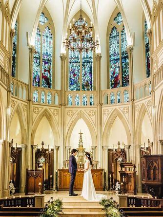 ハートコート横浜(HEART COURT 横浜) セレモニースペース(◆結婚式をお祝いするための美しい村◆)画像2-1