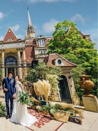 ハートコート横浜(HEART COURT 横浜) セレモニースペース(◆結婚式をお祝いするための美しい村◆)画像1-2
