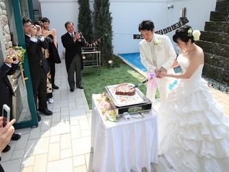 Marie Cuore(マリクオーレ) 1組貸切!花嫁が主役になれる白亜の邸宅!画像1-2