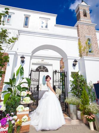 Marie Cuore(マリクオーレ) 1組貸切!花嫁が主役になれる白亜の邸宅!画像1-1
