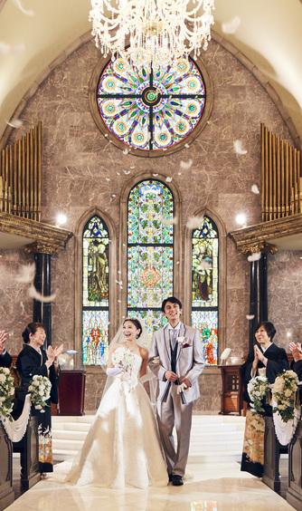 上田玉姫殿 チャペル(セント・ブレス教会)画像2-1