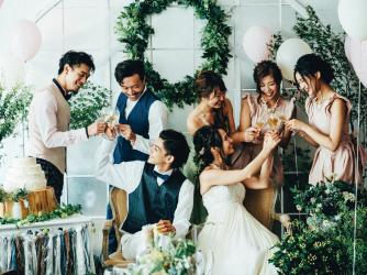Party Wedding 自然とぬくもりに包まれたバンケット画像2-1