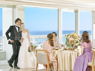 ホテルマリノアリゾート福岡 チャペル(ホテル最上階、海を一望するチャペル)画像2-3