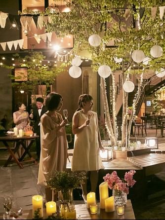 ウェディングレストラン ALAISE レストランウェディング画像1-1