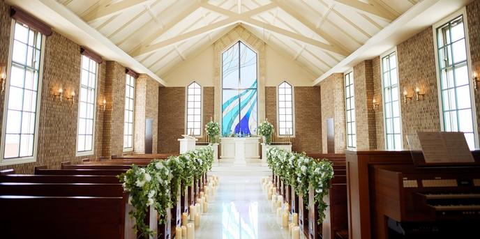 リラノートチャーチ ベイ函館 チャペル(【コンセプト】海辺の独立型教会で結婚式)画像1-1
