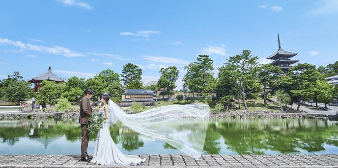 KOTOWA 奈良公園 Premium View 全ての会場から素晴らしい景色を望めます画像1-1
