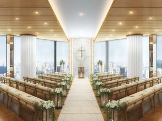 ストリングスホテル東京インターコンチネンタル 東京の絶景を満喫できる優雅なウエディング画像2-2