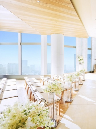 ストリングスホテル東京インターコンチネンタル チャペル(ストリングス東京インターコンチネンタル)画像1-1