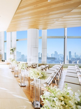 ストリングスホテル東京インターコンチネンタル チャペル(ストリングス東京インターコンチネンタル)画像1-2