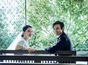 インスタイルウェディング京都(InStyle wedding KYOTO) チャペル(四季で変わる森の木漏れ日チャペル)画像2-3