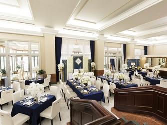 ウォーターマークホテル長崎・ハウステンボス 自然光が差し込む100名収容画像2-3