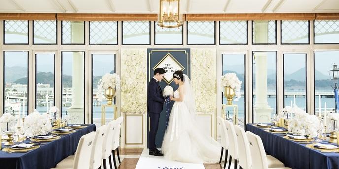 ウォーターマークホテル長崎・ハウステンボス 自然光が差し込む100名収容画像1-1