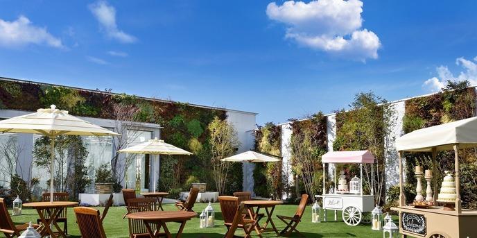 HOTEL OLE Blossomole(ホテルオーレ ブロッサモーレ) チャペル&ガーデン ~Blossomole~画像1-1