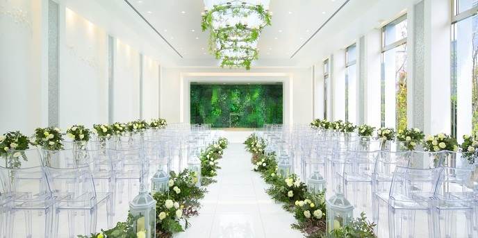 HOTEL OLE Blossomole(ホテルオーレ ブロッサモーレ) チャペル&ガーデン ~Blossomole~画像2-1