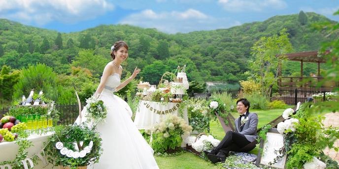WEDDING VILLA  ANGE MIEL ロケーション画像1-1