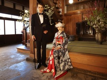 萬屋本店-KAMAKURA HASE est1806- 古都鎌倉で誓う人と人の縁を繋ぐ大正浪漫婚画像2-5