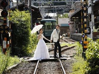 萬屋本店-KAMAKURA HASE est1806- 古都鎌倉で誓う人と人の縁を繋ぐ大正浪漫婚画像2-3