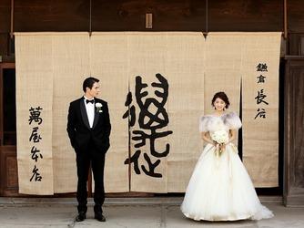 萬屋本店-KAMAKURA HASE est1806- 古都鎌倉でもてなす大人の上質な結婚式画像2-1