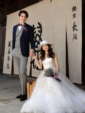 萬屋本店-KAMAKURA HASE est1806- 風情ある日本家屋で煌びやかな夏のパーティ画像1-2