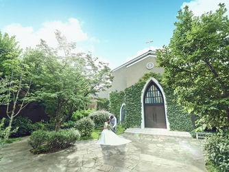 南青山サンタキアラ教会 チャペル(本格的な挙式が叶う独立型教会)画像2-2