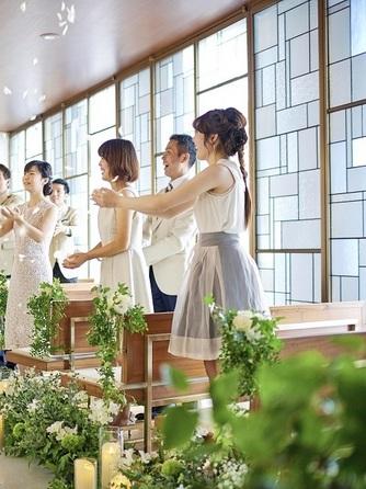 ホテル日航立川 東京 Natural Wedding画像1-2