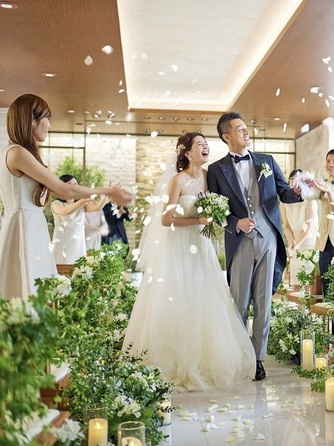ホテル日航立川 東京 Natural Wedding画像1-1