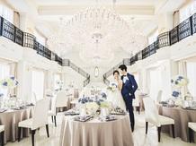 Casa d' Angela Aoyama(カサ・デ・アンジェラ青山) チャペル(【天井高18m】本格ステンドグラス大聖堂)画像2-4