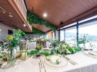 Green Resort Wedding KIKKI (長崎あぐりの丘高原ホテル) 【森のリゾートウエディングを】画像2-2