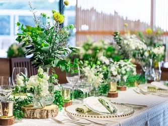 Green Resort Wedding KIKKI (長崎あぐりの丘高原ホテル) 【森のリゾートウエディングを】画像2-1