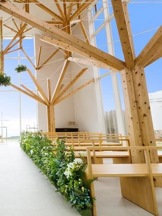 Green Resort Wedding KIKKI (長崎あぐりの丘高原ホテル) 【森のリゾートウエディングを】画像1-2