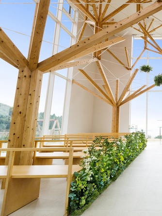 Green Resort Wedding KIKKI (長崎あぐりの丘高原ホテル) 【森のリゾートウエディングを】画像1-1