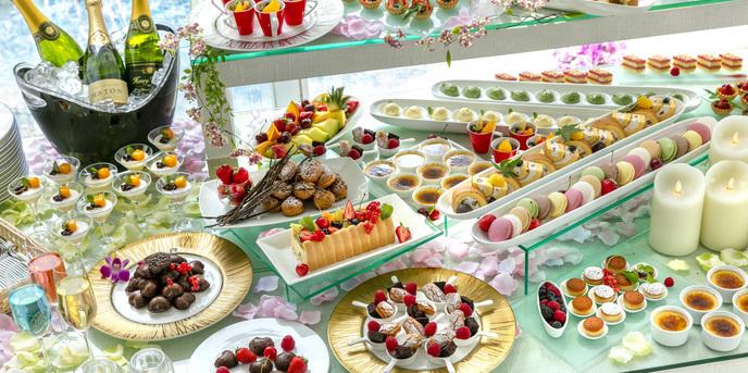 ラ・メゾン Suite りんくう 料理・ケーキ3画像1-1
