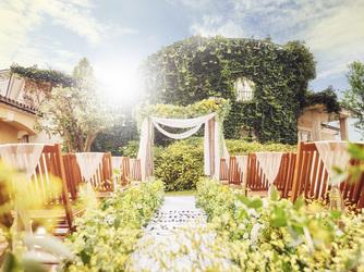ラ・ブランシュ富山 庭園1画像2-2