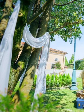 ラ・ブランシュ富山 庭園1画像1-1