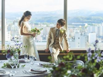 アートホテル旭川 【コンセプト】新しい結婚式が始まる画像2-1